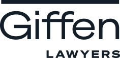 Blog - Giffen LLP Lawyers